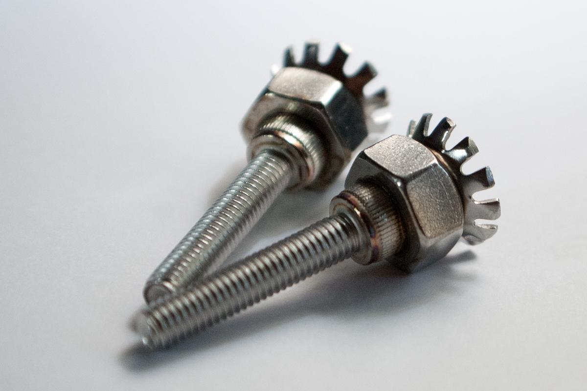 エヌジーシージャパン インジェクターチューニングボルト 特許取得