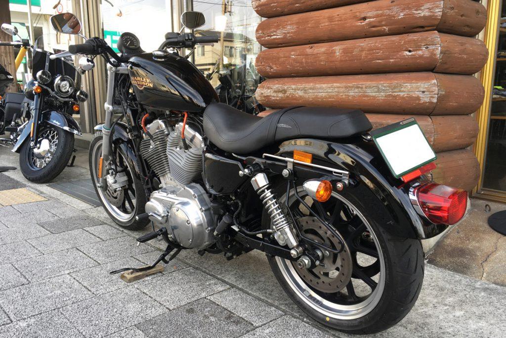 スポーツスター XL883L