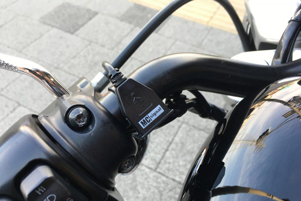 スポーツスター XL883L USB