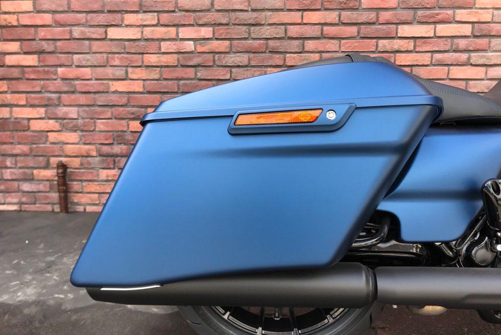 FLHXS107 ストリートグライドスペシャル サイドバッグ