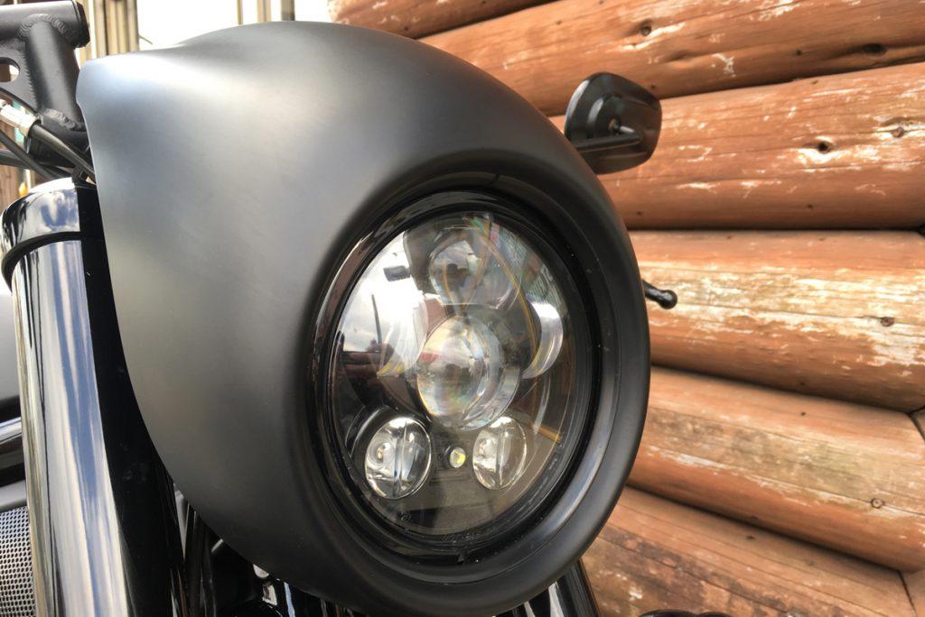 ハーレーダビッドソン中古車 ナイトロッドスペシャル LED ヘッドライト