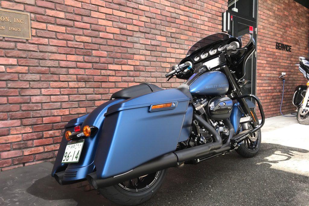 FLHXS107 ストリートグライドスペシャル 中古車