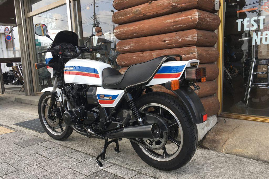 kawasaki z1100gp マービングマフラー