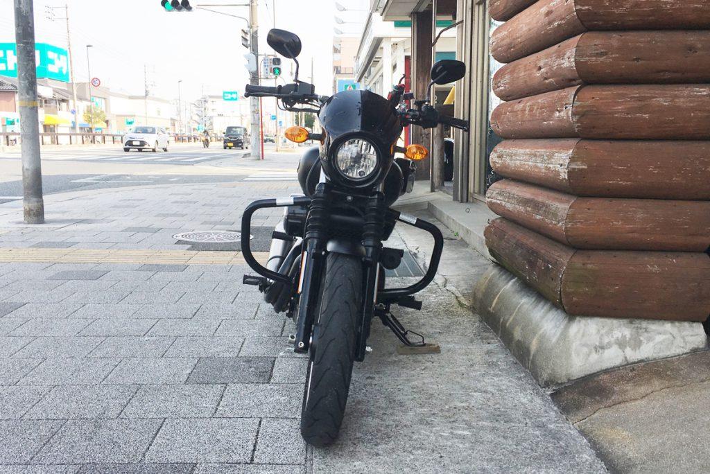 ハーレーダビッドソン ストリート750 中古車