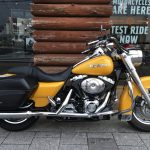 "2005年 FLHRS Road King Custom<br><font style=""color:red;"">sold out</font>"