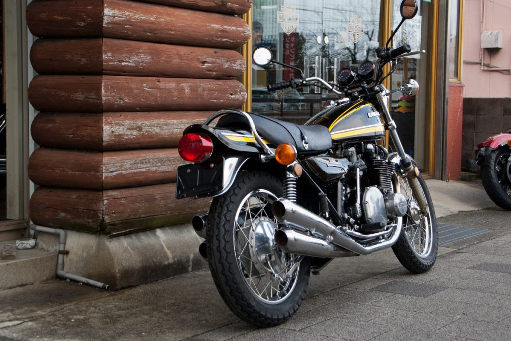 Kawasaki 1974 Z2