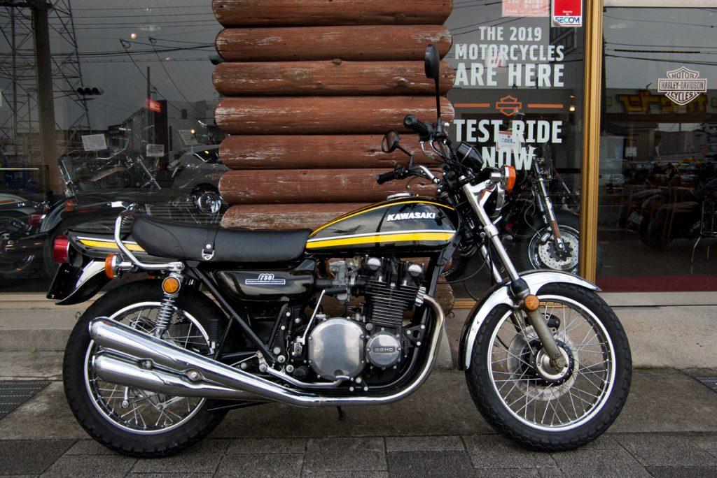 Kawasaki 1974 Z2 寺田モータース