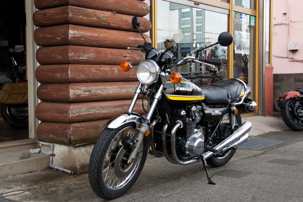 Kawasaki 1974 Z2 中古車