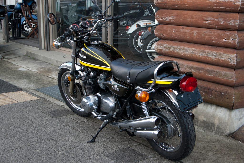 Kawasaki 1974 Z2 タイガーカラー