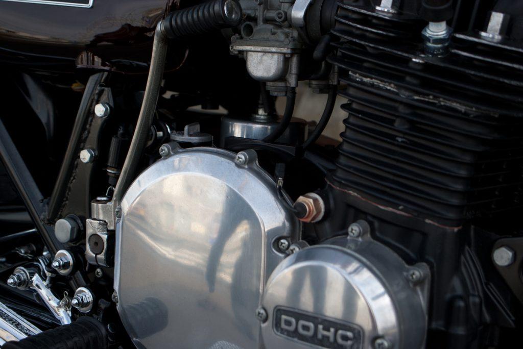 1975年 Kawasaki Z1B  DOHC