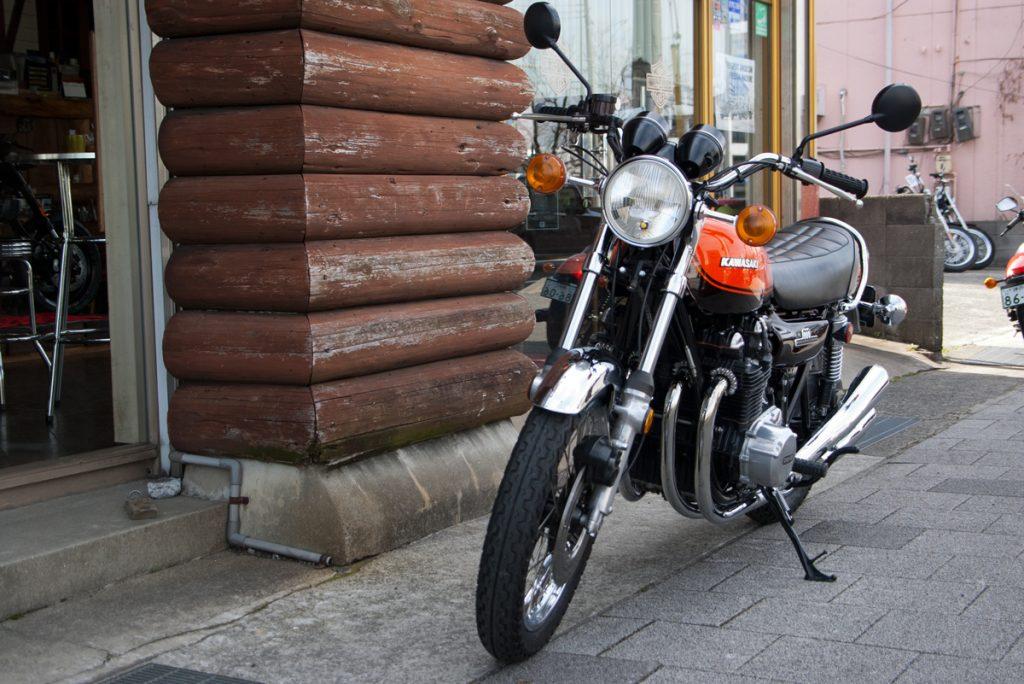 1975年 Kawasaki Z1B 中古車