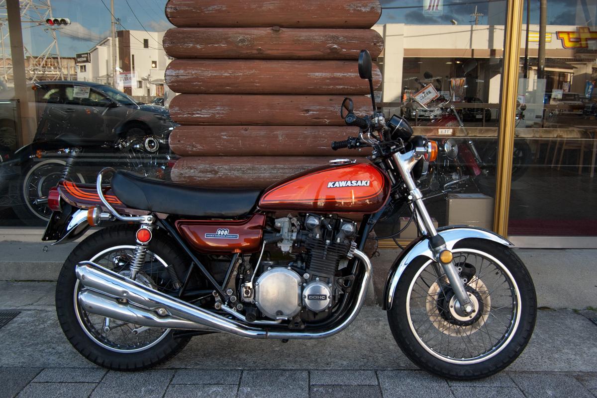 kawasaki z1 1974年