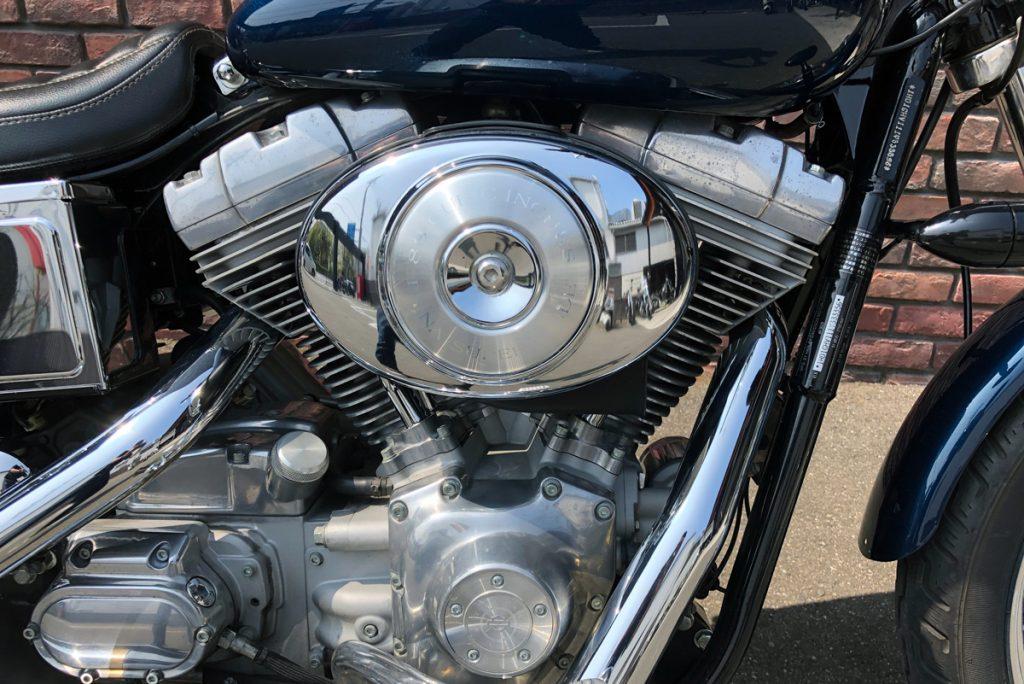 FXD スーパーグライド ツインカムエンジン