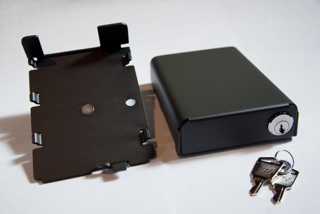 アルミ製ETC車載器用ハードケース EC11-N