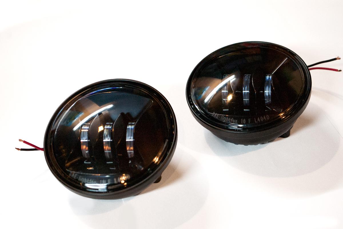 LED フォグランプ ハーレーダビッドソン