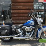 "<font style=""font-size:90%;"">2010年 FLSTC Heritage Softail Classic<br><font style=""font-size:50%;"">車両本体価格:</font>116.2<font style=""font-size:50%;"">万円</font> / <font style=""font-size:50%;"">走行距離:</font>7,942<font style=""font-size:50%;"">km</font></font><font style=""color:red;font-size:80%;"">sold out</font>"
