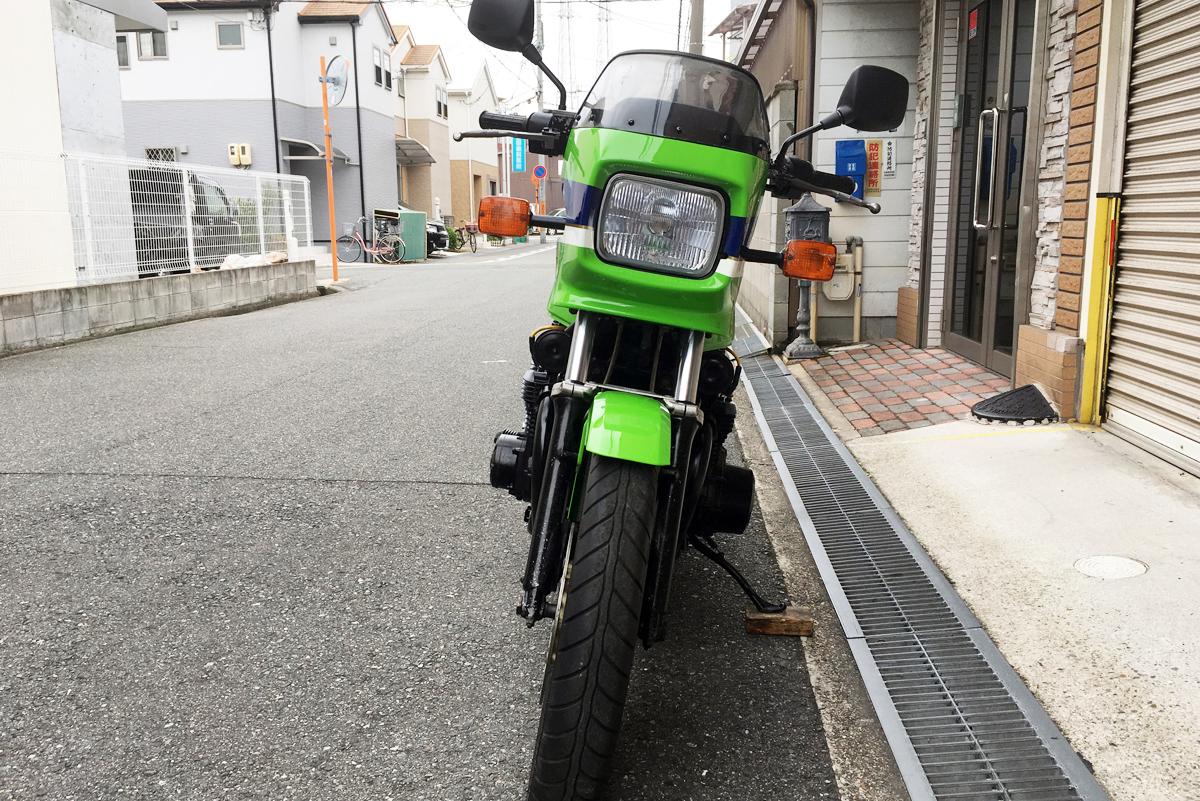 1983 Kawasaki Z1000R2 ローソンレプリカ