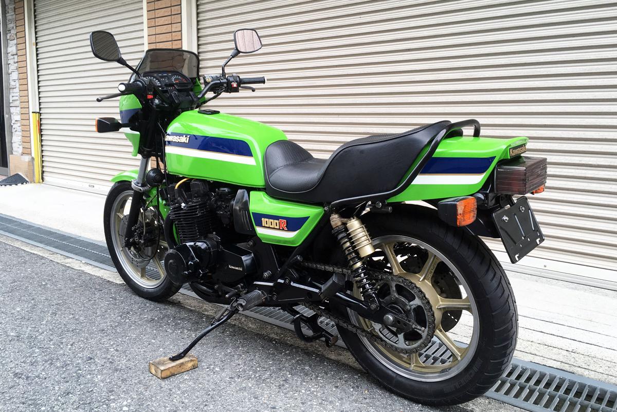 1983 Kawasaki Z1000R2 スーパーバイクレプリカ