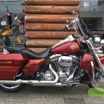 "<font style=""font-size:90%;"">2013年 FLHRSE5 ROAD KING CVO<br><font style=""font-size:50%;"">車両本体価格:</font>193<font style=""font-size:50%;"">万円</font> / <font style=""font-size:50%;"">走行距離:</font>18,211<font style=""font-size:50%;"">km</font></font><font style=""color:red;font-size:80%;"">sold out</font>"