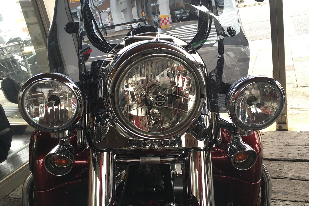 FLHRSE5 ロードキングCVO ヘッドライト
