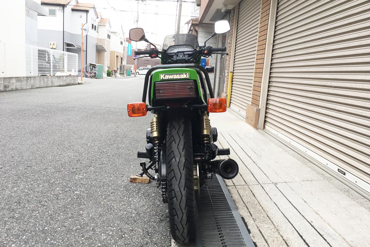 kawasaki z1000r2 テールライト