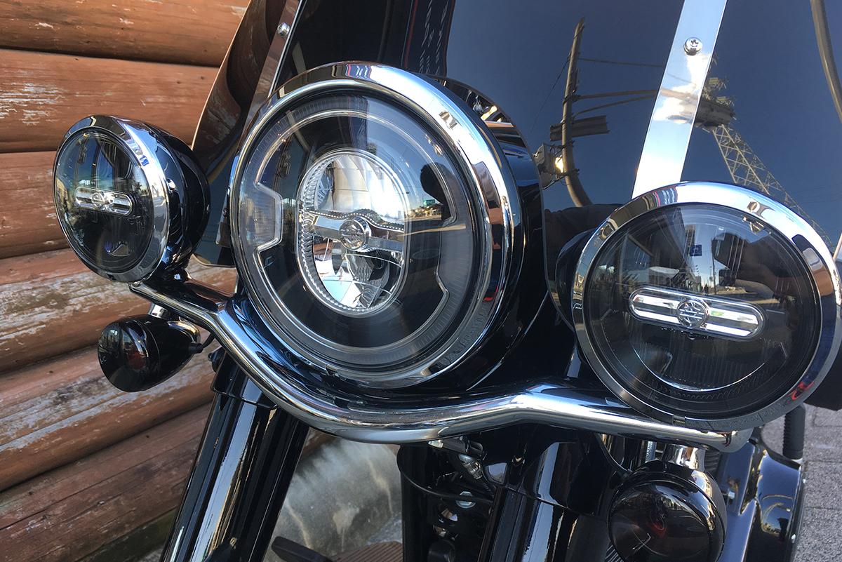 FLHCS114 LEDヘッドライト