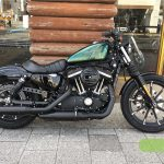 "<font style=""font-size:90%;"">2018年 XL883N Sportster Iron 883<br><font style=""font-size:50%;"">車両本体価格:</font>97<font style=""font-size:50%;"">万円</font> / <font style=""font-size:50%;"">走行距離:</font>1,506<font style=""font-size:50%;"">km</font></font><font style=""color:red;font-size:80%;"">sold out</font>"