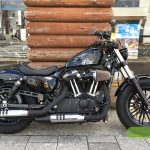 "<font style=""font-size:90%;"">2018年 XL1200X Sportster Forty-Eight<br><font style=""font-size:50%;"">車両本体価格:</font>121<font style=""font-size:50%;"">万円</font> / <font style=""font-size:50%;"">走行距離:</font>2,654<font style=""font-size:50%;"">km</font></font><font style=""color:red;font-size:80%;"">sold out</font>"