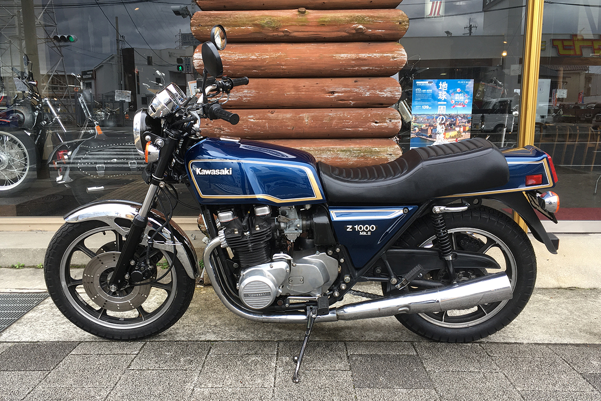カワサキ Z1000mk2