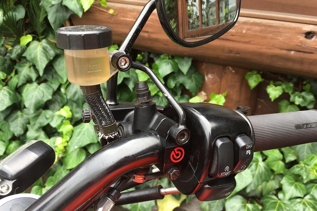 XR1200 ラジアルマスター