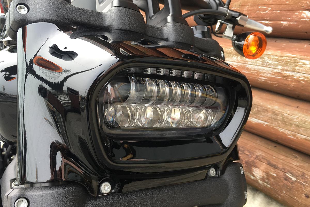 FXFB LEDヘッドライト