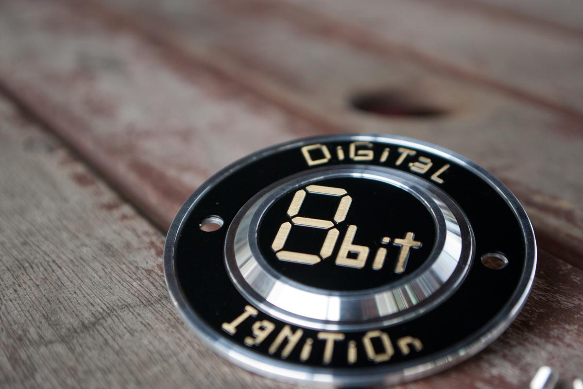 8bit デジタルイグニッションポイントカバー
