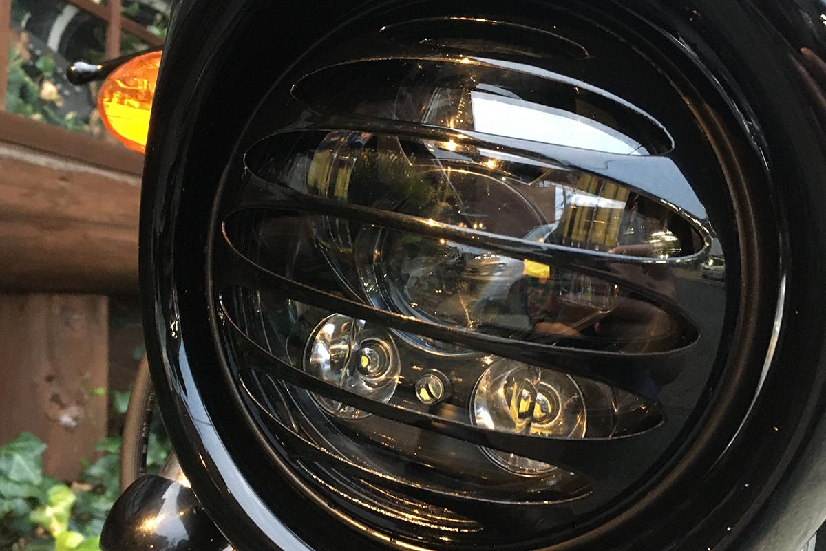 XG750 LED