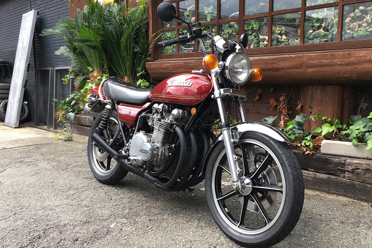 カワサキ KZ1000A1