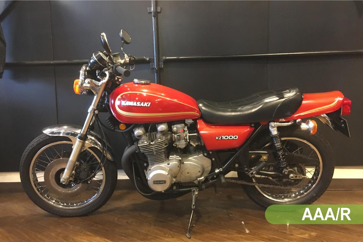 カワサキ KZ1000A2