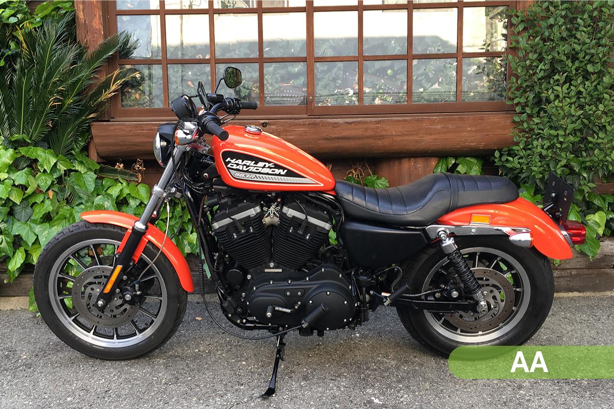 スポーツスター XL883R