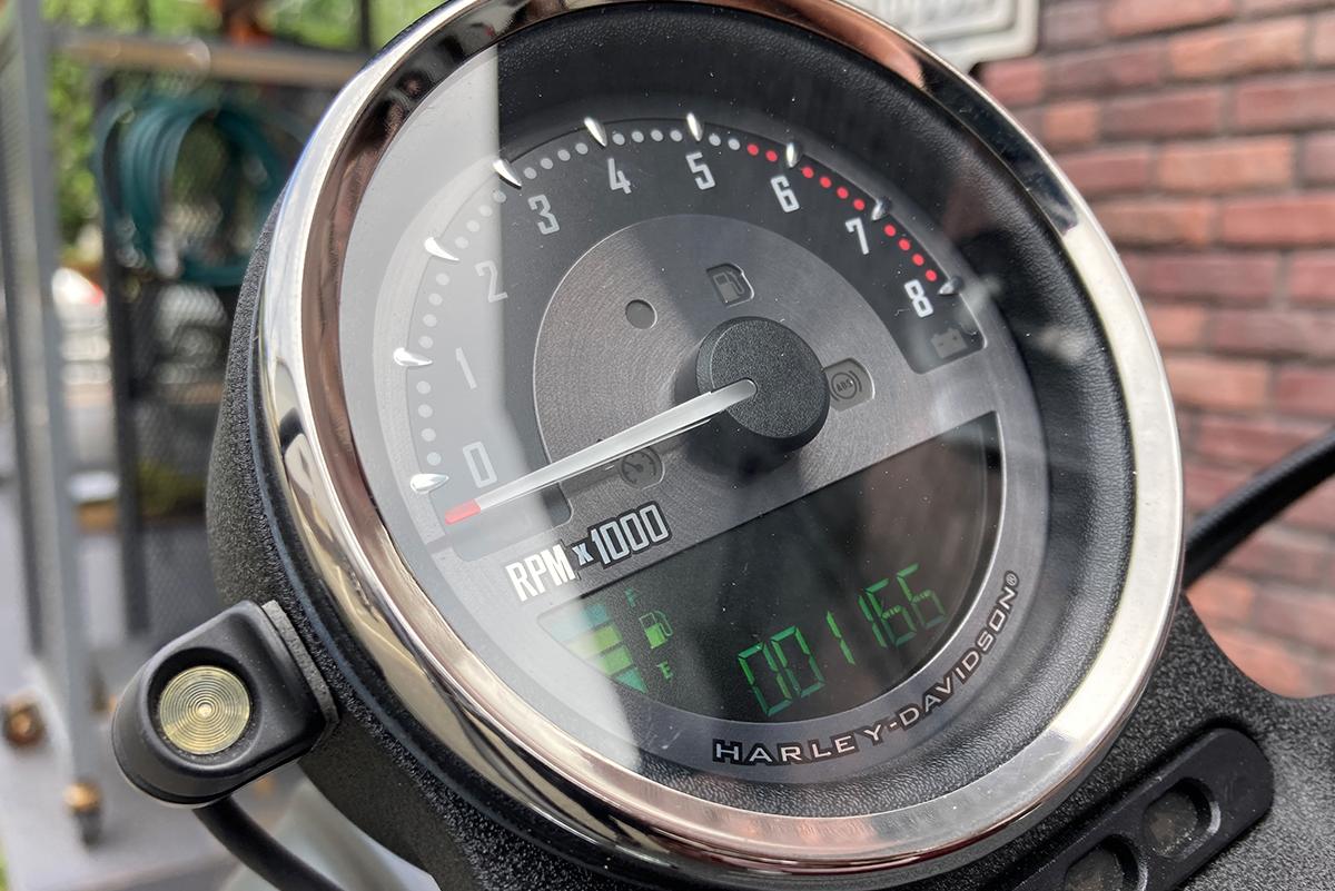 XL1200NS カスタムメーター