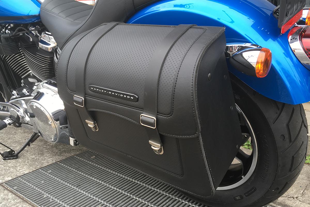 FXLR サドルバッグ